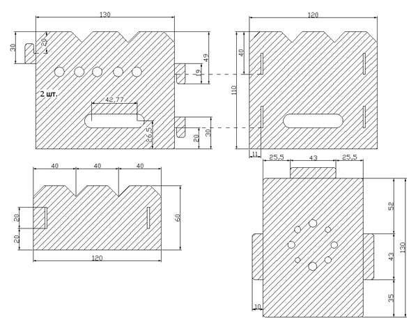 печка щепочница складная чертежи размеры