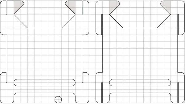 щепочница складная чертежи