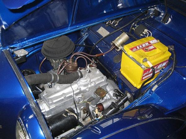 двигатель москвича