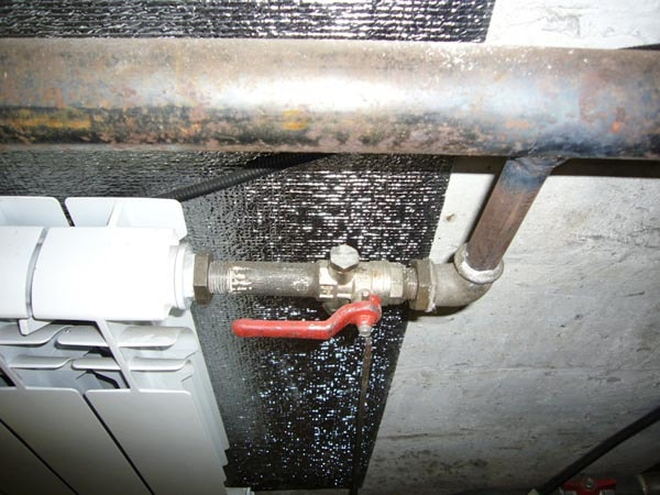 водяной контур для отопления