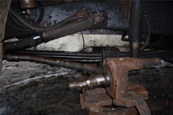 Маз 4370 ремонт своими руками 83