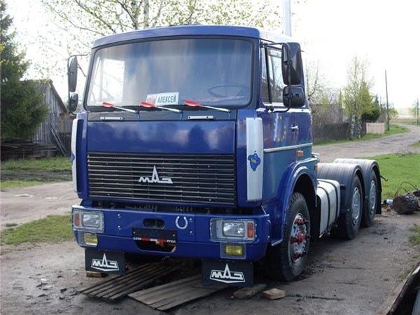 грузовой автомобиль МАЗ-64229
