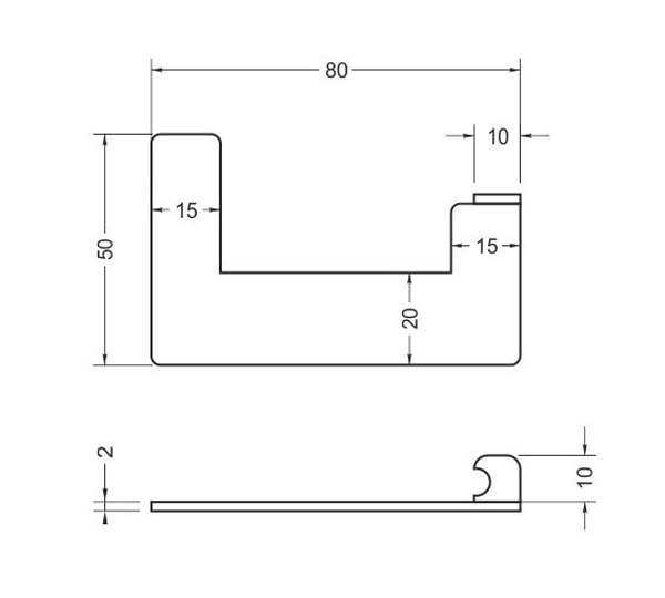 чертежи приспособления для колодок