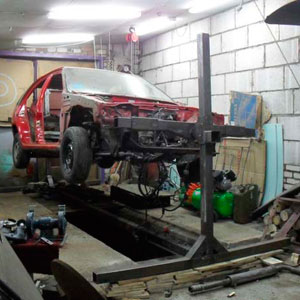 подъёмник для автомобиля
