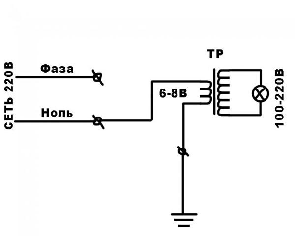 схема бесплатного электричества в доме