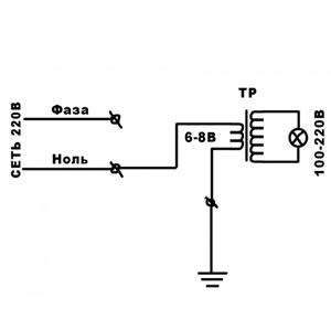 бесплатное электричество схема