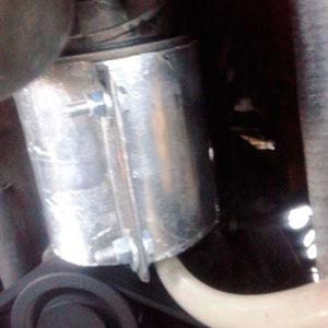 подогрев топливного фильтра