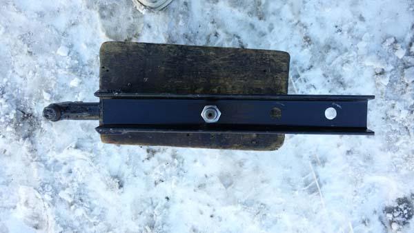 самодельное устройство для мотоблока