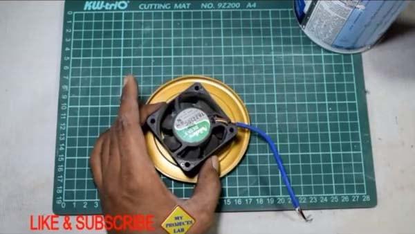 samodelnuy obogrevatel 12 volt 10 - Нагревательный элемент на 12 вольт своими руками