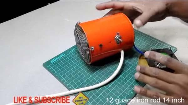 samodelnuy obogrevatel 12 volt 19 - Нагревательный элемент на 12 вольт своими руками