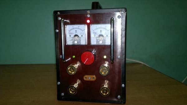 зарядное устройство для аккумулятора авто самоделка