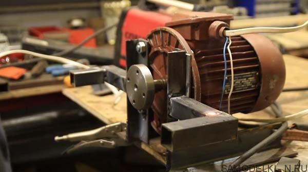 Шлифовальный станок изготовление