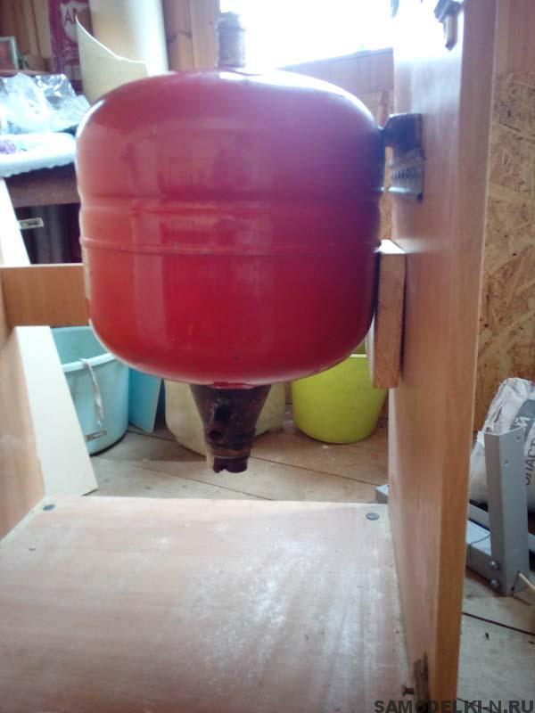 самодельный водонагреватель
