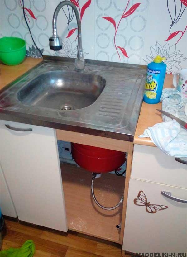 водонагреватель самодельный