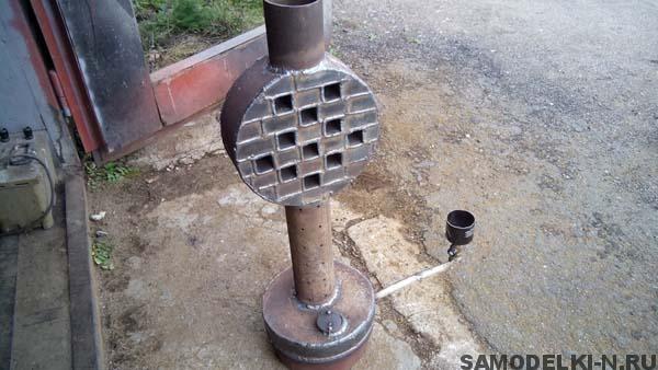 Теплообменник для печки