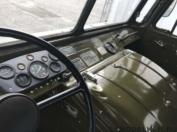 состояние ГАЗ 66 с консервации