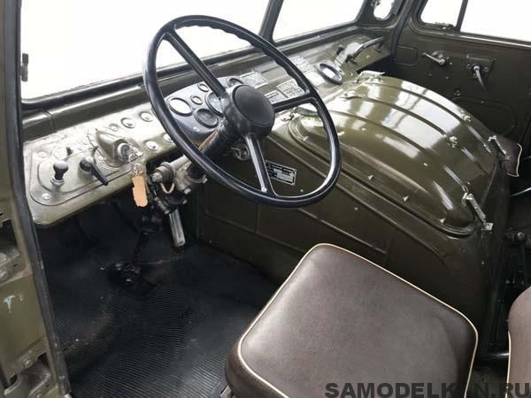 ГАЗ 66 с хранения
