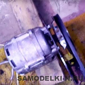 генератор из двигателя